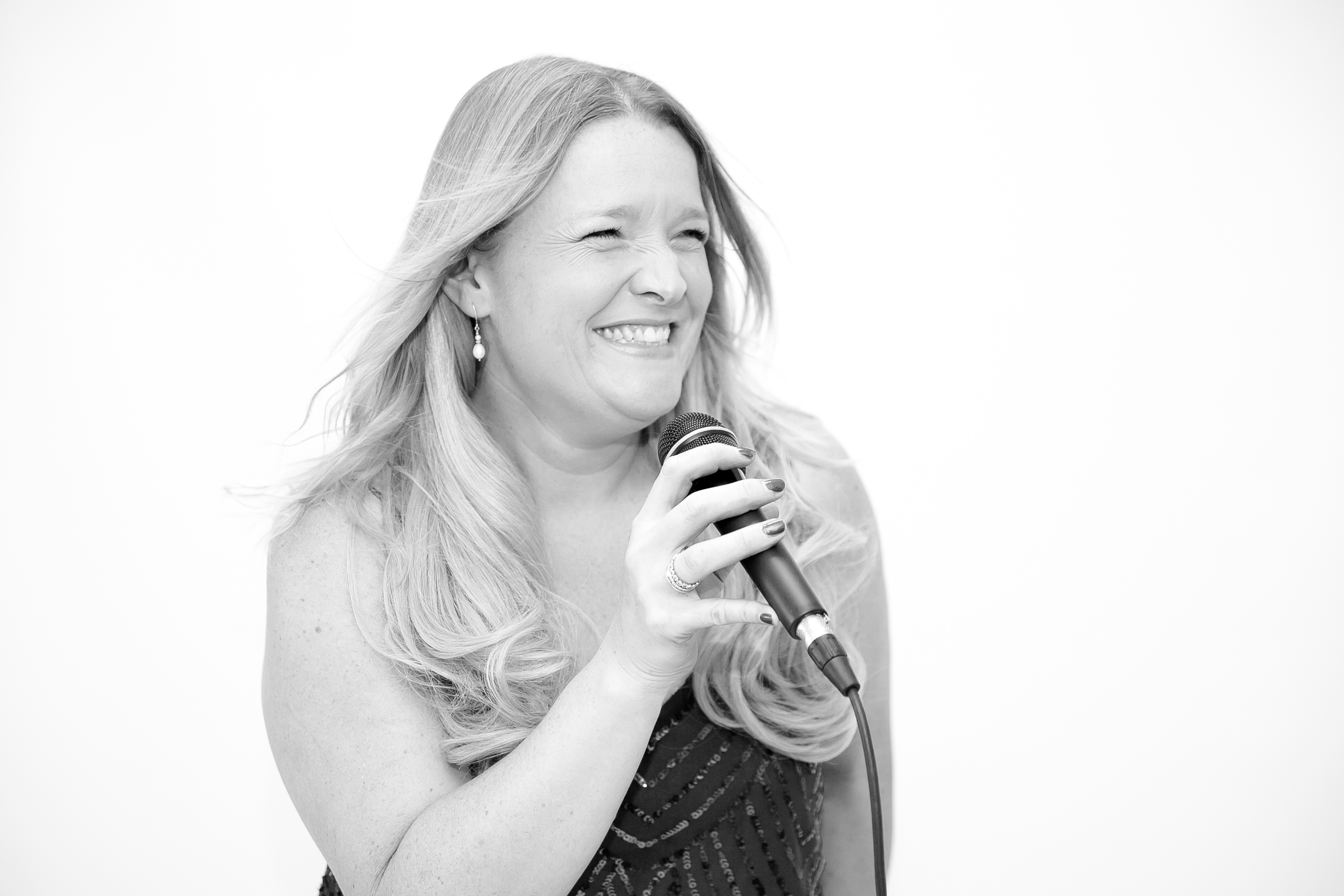Claire Barker - singer