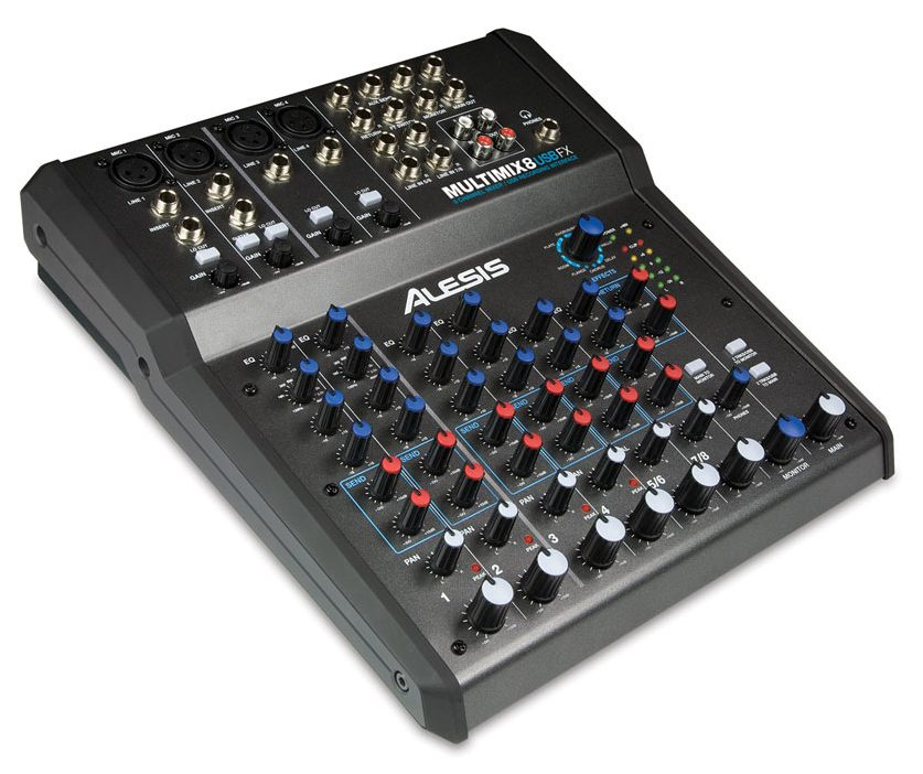 Alesis Multimix desk